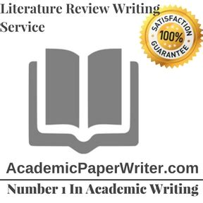 Literature Review: Topics, Outline, Format EssayPro